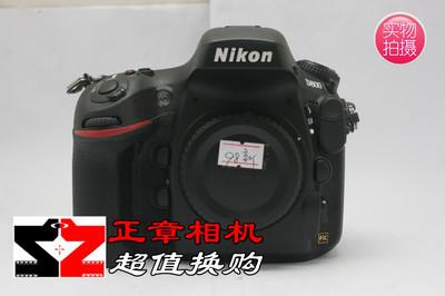 Nikon/尼康 D800 数码单反机身 换购D750 D610 等