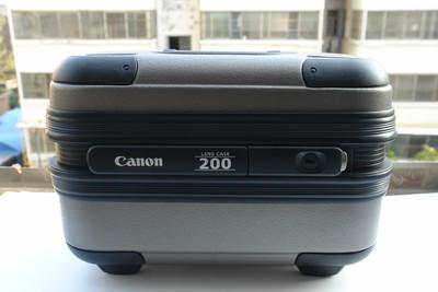 佳能200mm/F2 L IS USM 佳能200定焦 成色99新 空气切割机