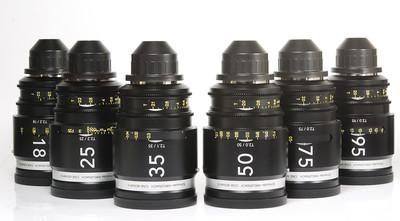 施耐德 焦段18/25/35/50/75/95 等6个PL口 #HK7141X