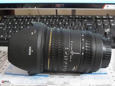 适马 28-70mm f/2.8 EX Asp   佳能口  价900