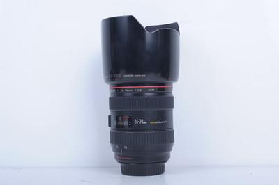 95新二手Canon佳能 24-70/2.8 L USM一代红圈镜头(B3713)【京】