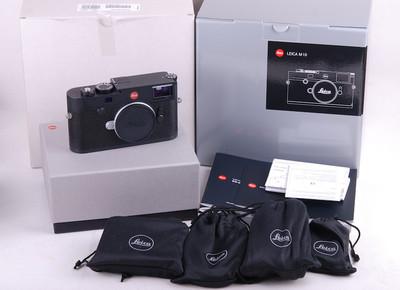 【全新现货】徕卡 M10 黑色 20000 全套包装 #32700