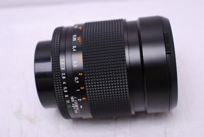 康泰时 35/1.4 35 mm F1.4 MMG YC 康泰时35/1.4 后期德产 成色好