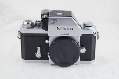 尼康大F Nikon F Photomic