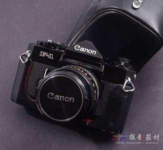 B CANON 佳能 相机 F1+50/1.4 成色好 F-1 98新 收藏品