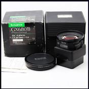 清仓甩卖 富士 GX680 GX M 50/5.6 EBC Fujinon 带包装好成色