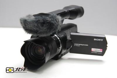 98新索尼NEX VG-30E 带18-55摄像机 大陆行货有包装(BG05290004)