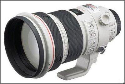 佳能 EF 200mm f/2L IS USM