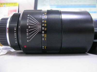 Leica Elmarit-R 180mm f/2.8 莱卡 180/2.8 R 口 改为尼康口