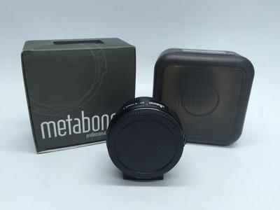 99新带包装metabonesEF-E mount T 四代转接环