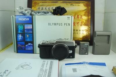 95新 奥林巴斯 E-P5 微单 单电数码相机 1610万像素 触摸屏 防抖