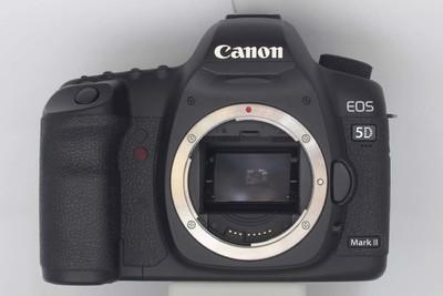 【全画幅专业数码相机】千亿国际娱乐官网首页 5D  Mark II(NO:2474)