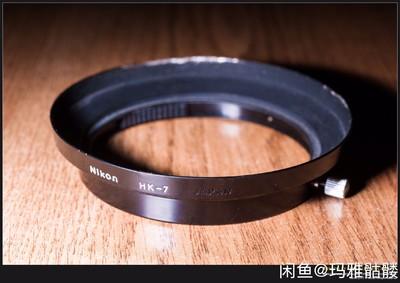 Nikon 尼康 HK-7 遮光罩(AF 28mm f/1.4 D 百变妖)