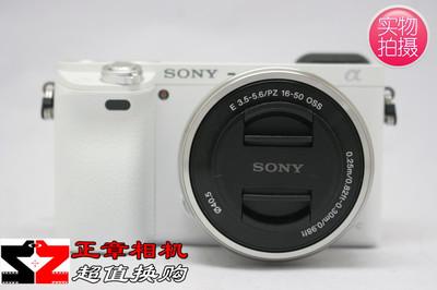 Sony/索尼 ILCE-6000 套机身 16-50 索尼A6000 微单相机