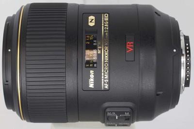 【微距镜头】尼康 AF-S VR105/2.8G IF-ED(NO:8395)