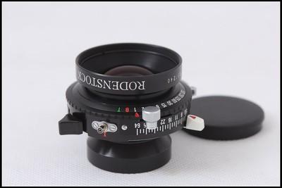 罗顿斯德 RODENSTOCK Sironar-N 150/5.6 MC 4X5大画幅座机镜头