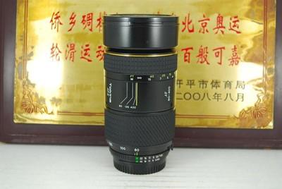 98新 尼康口 图丽 80-400 F4.5-5.6 AT-X 单反镜头 长焦远摄
