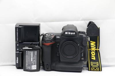 11新二手 Nikon尼康 D3S单机 快门21600多次(1639)【深】