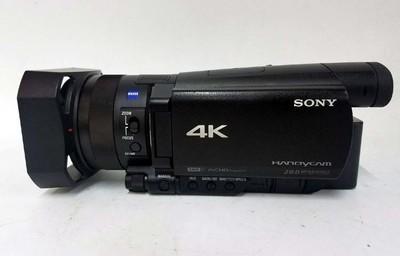 索尼AX100E  4K摄像机!成色新净!支持置换!