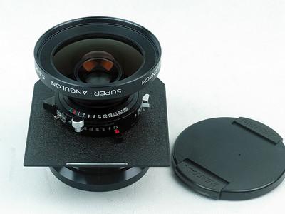 施耐德/Schneider  SUPER-ANGULON 90mm/f5.6  极上品!
