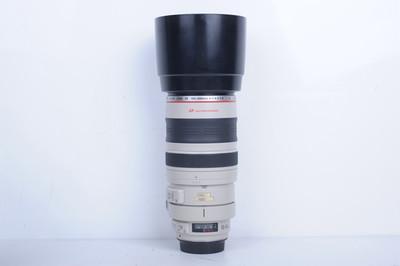 11新二手Canon佳能 100-400/4.5-5.6 L IS 大白一代(B3695)京