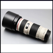 canon 佳能 70-200/4 小小白 极品成色 实物拍摄图 支持置换 收购