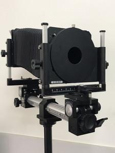 利尔 国产全新 6*9单轨中画幅皮腔相机  支持置换 天津福润相机