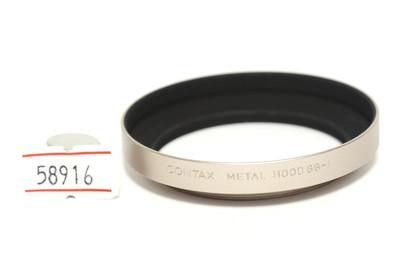 康泰时/Contax GG-1遮光罩 G 28mm 35mm 镜头用 *如新*