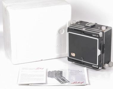 林哈夫 Technika 3000特艺技术4x5双轨折叠相机 #HK7132