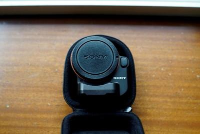 索尼 ILCE-7S卡口适配器套装(转接环 LA-EA4)