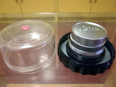 Leica SUMMARON M 35 2.8 非眼镜版、小八枚玉,珍贵L39螺口!