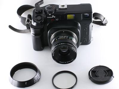 玛米亚 MAMIYA 7 II 80镜头 套机