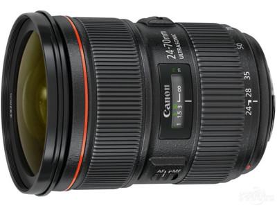99成新 佳能 EF 24-70mm f/2.8L II USM