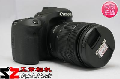 Canon/佳能EOS 80D 单机身 18-135USM套机 数码单反相机80d