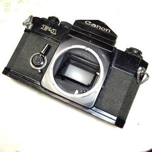 Canon/佳能 F-1 一代胶卷机皇单反相机 f1