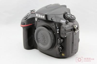 尼康 D800尼康 专业高端 全画幅