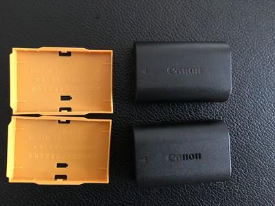 佳能 LP-E6原装电池
