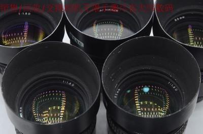 新到 9成新 尼康85 1.8D 人像镜头 便宜出售 编号8186-8190