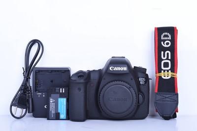 95新二手Canon佳能 6D 单机 高端单反相机(B3432)【京】