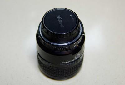 尼康 AF 60mm f2.8D 微距