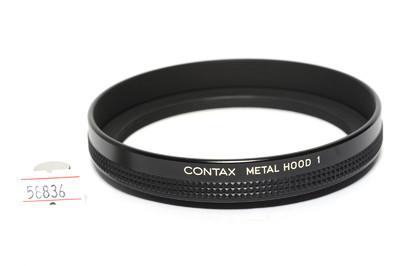 康泰时 金属遮光罩1号 25mm 28mm 35-70mm 等镜头用 *超美品*