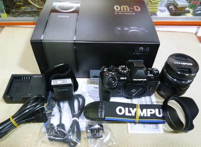 奥林巴斯OM-D E-M1 MarkII 12-40 PRO 行货套机