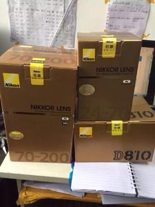 尼康D810套24-70周年庆15000元,活动期间,好礼送不停!