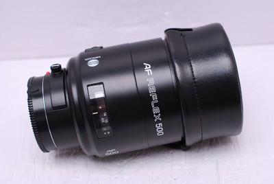 美能达 AF 500/8 500 mm F8 折返 索尼口 美能达500/8 成色好