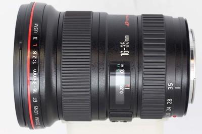 【全画幅广角变焦镜头】佳能 EF 16-35/2.8L II USM(NO:9917)