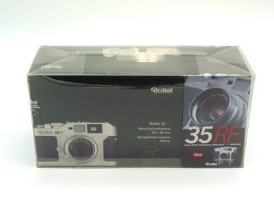 Rollei 禄来35RF M口 带40镜头 套机 全新未使用品 包装全