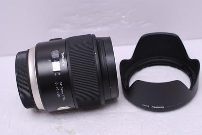 腾龙 35/1.8 35 mm F1.8 VC USD 佳能口 腾龙35/1.8 成色好