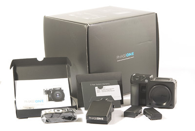 【新同品】Phase one/飞思 XF数码相机 包装齐全 #HK7252