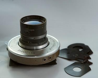 大画幅 HERMAGIS APLANASTIGMAT 310mm/6.8