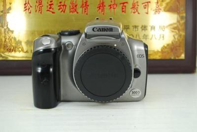佳能 300D 数码单反相机 入门练手 可置换